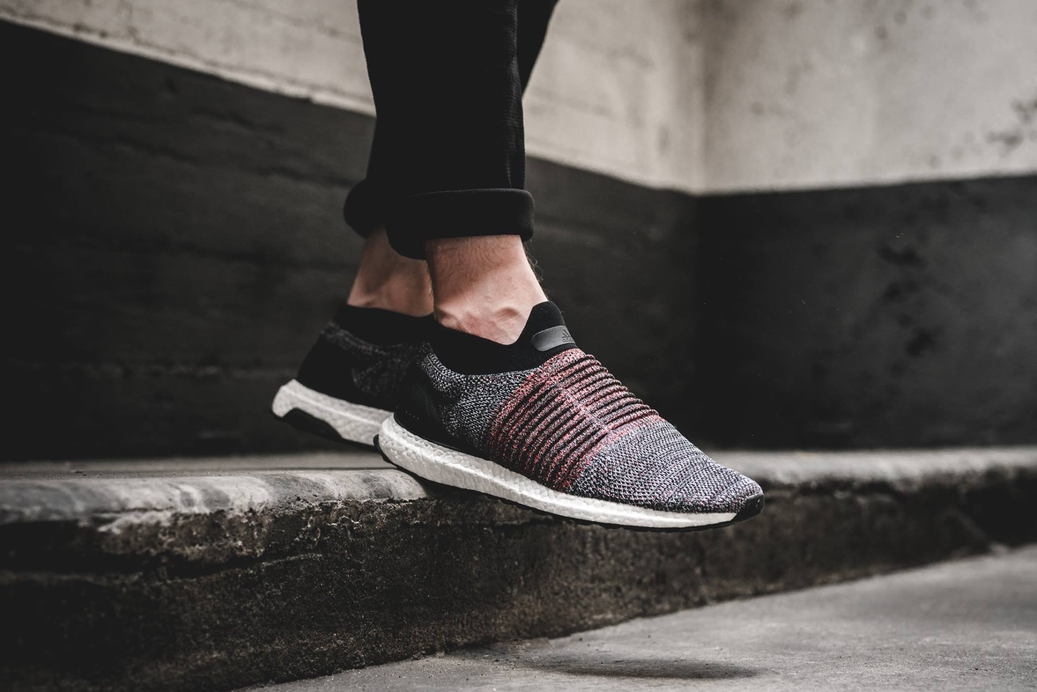 timeless design 90f9d bfe7e adidas First Ever Laceless UltraBOOST Running Shoes - MASSES