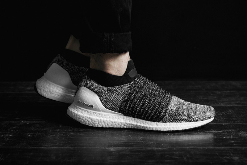 eef12b170a8 adidas  First Ever Laceless UltraBOOST Running Shoes - MASSES