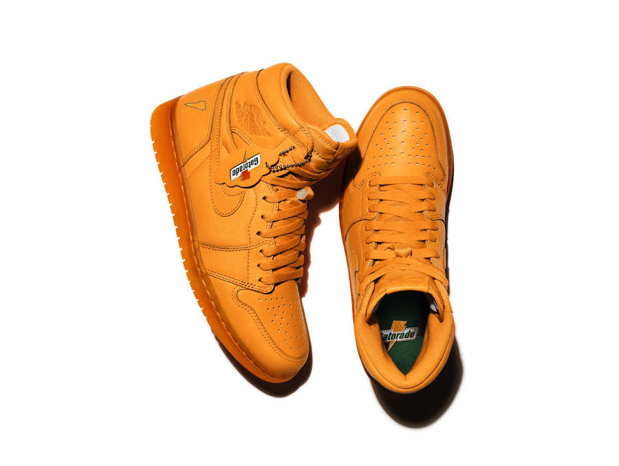 a6b7b538790a The Jordan Gatorade Collection Continue To Release Four Flavours Of The Air  Jordan 1 - MASSES