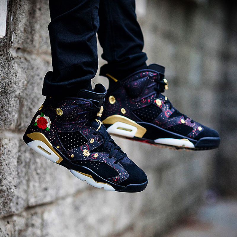 competitive price 65761 430e2 Jordan Brand Celebrates CNY Early With A Pair Of Air Jordan ...