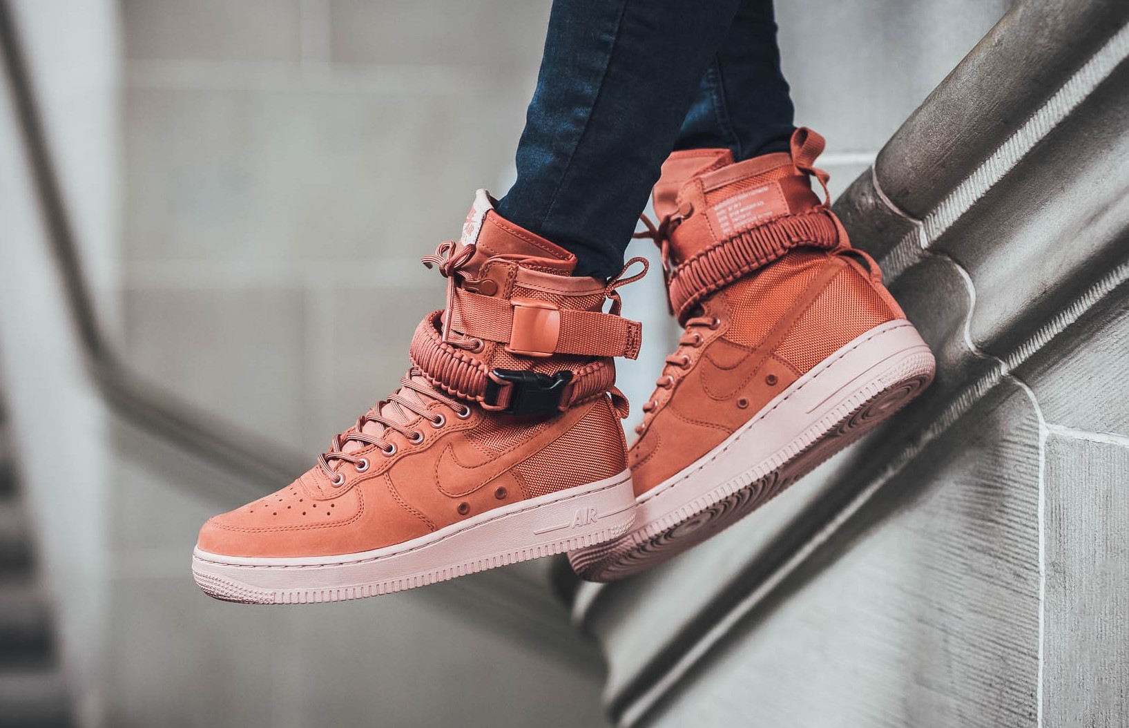 Flex Your Special Forces In The Newest Dusty Peach Colorway