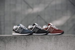 New Balance Celebrates Its Reconstructed Iconic 574 Sneaker ...