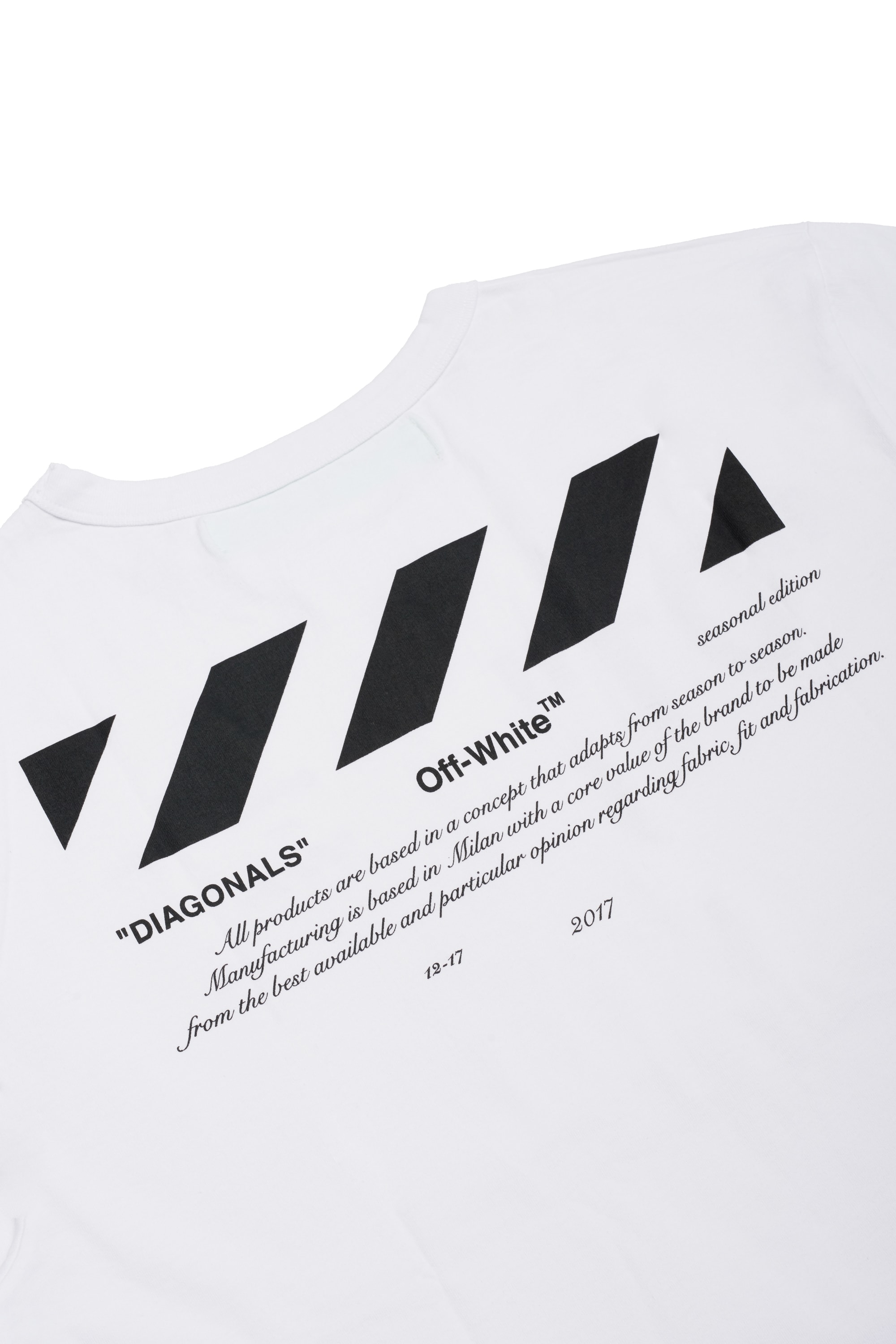 """Off White Spring Summer 2017 Women S Collection: OFF-WHITE's Latest Capsule Collection Is Catered """"FOR ALL"""