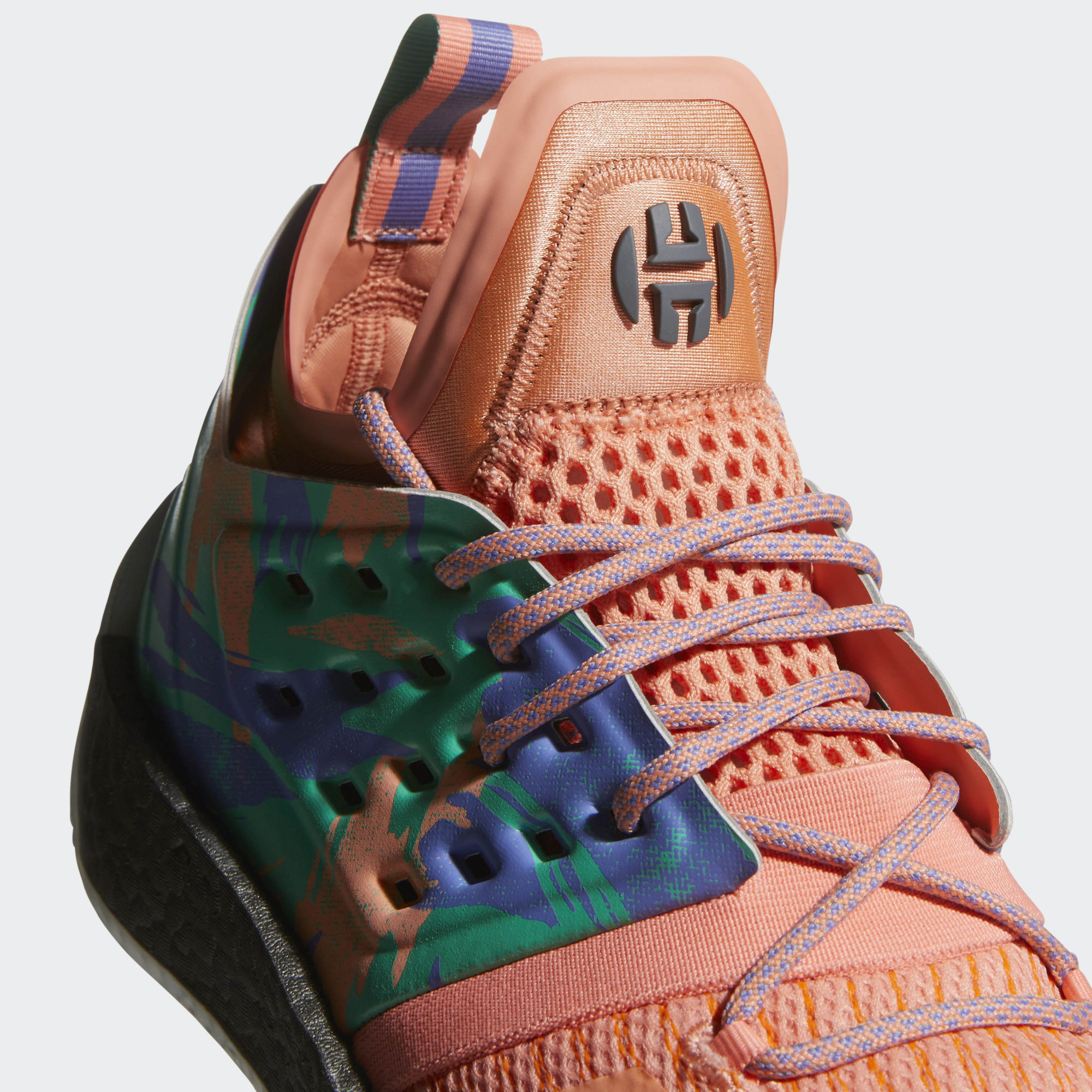 Adidas Releases James Harden s Second Signature Shoe  Harden Vol. 2 - MASSES 09bc3d604c