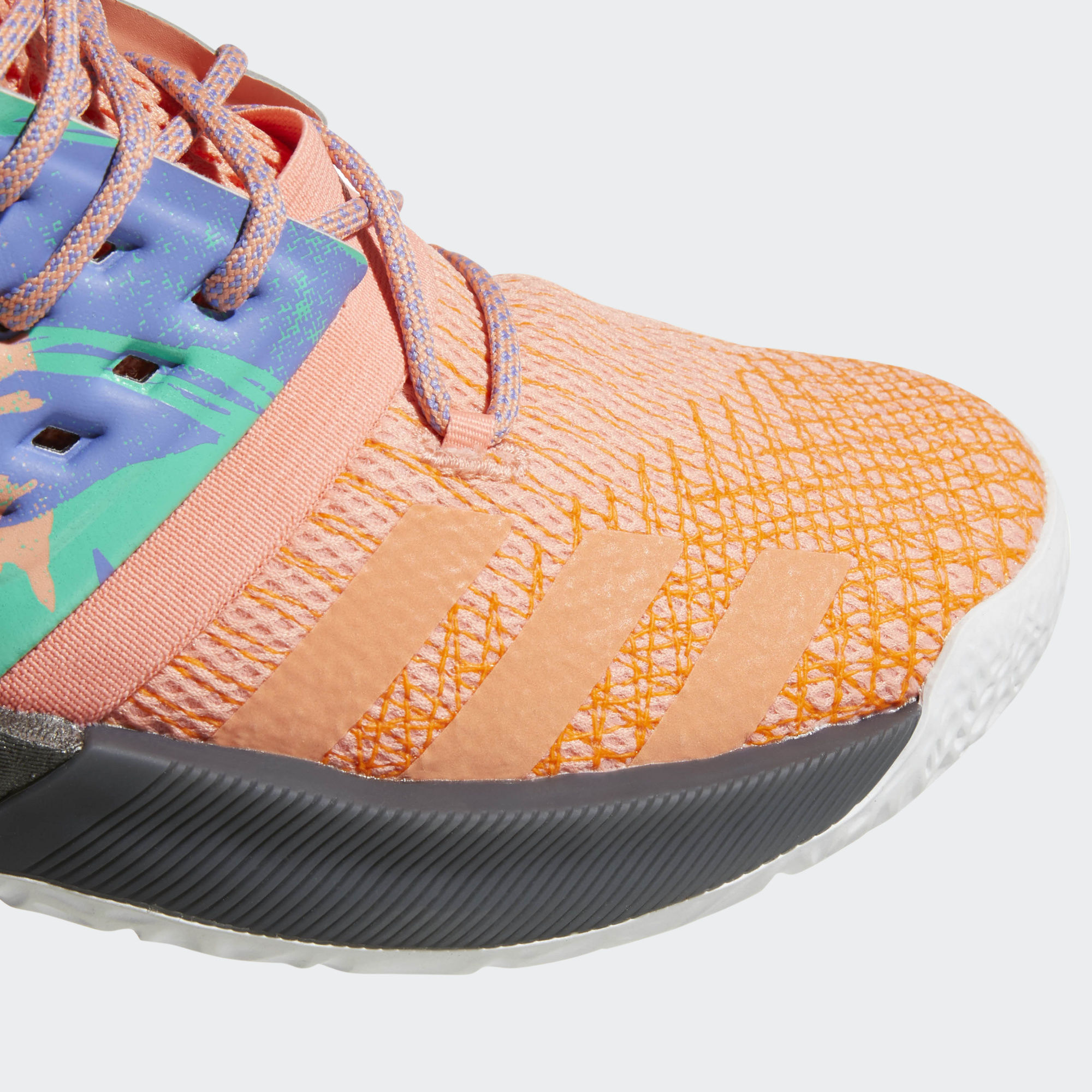 Adidas Releases James Harden s Second Signature Shoe  Harden Vol. 2 - MASSES a7ff176935b7