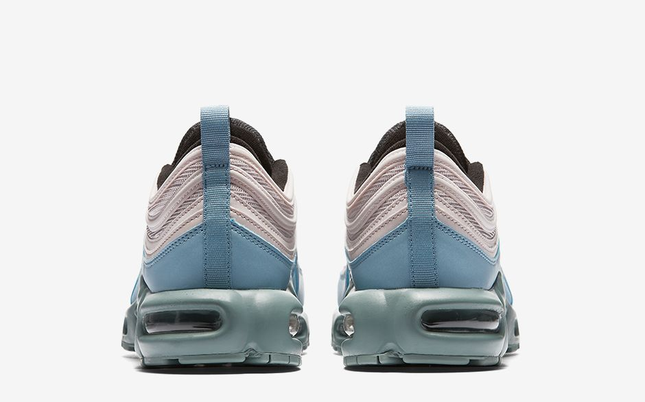 Here's what the Air Max 97 and Air Max Plus look like when