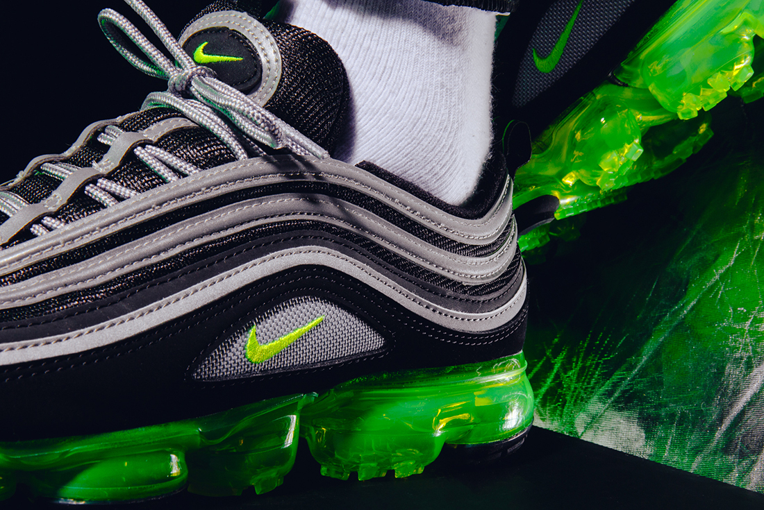 reputable site f7731 c552e When Past Meets Future, Nike Releases The Nike Vapormax 97 ...