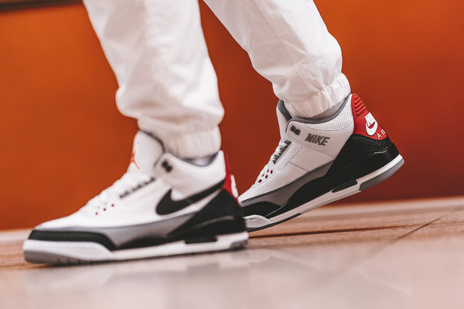 more photos 7fe90 2b761 The Air Jordan 3 Retro NRG  Tinker Hatfield  Is Releasing This Weekend -  MASSES