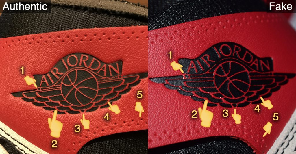 How To Legit Check An Air Jordan 1 x