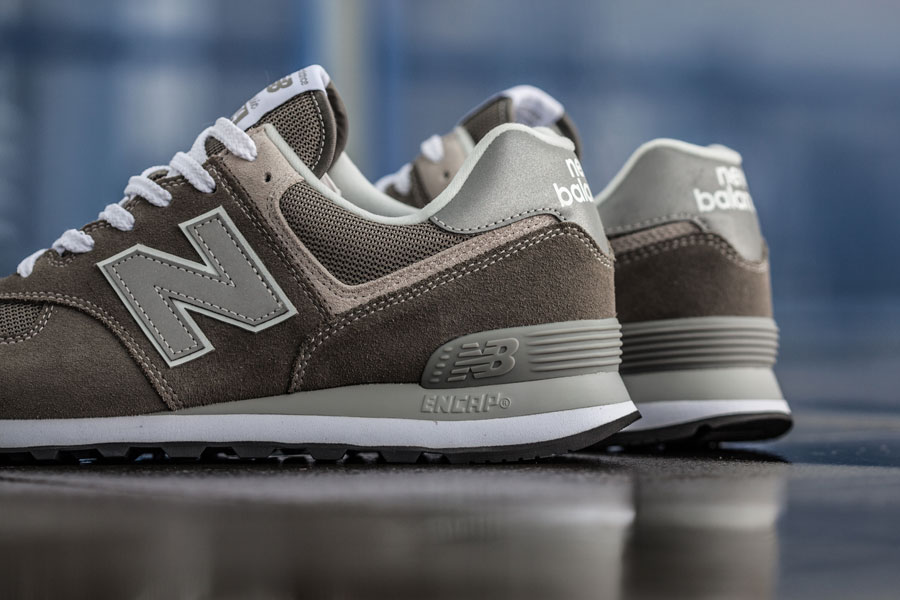 quality design 05605 62ef6 New Balance Honour The Legacy Of Grey In The Iconic 574 - MASSES