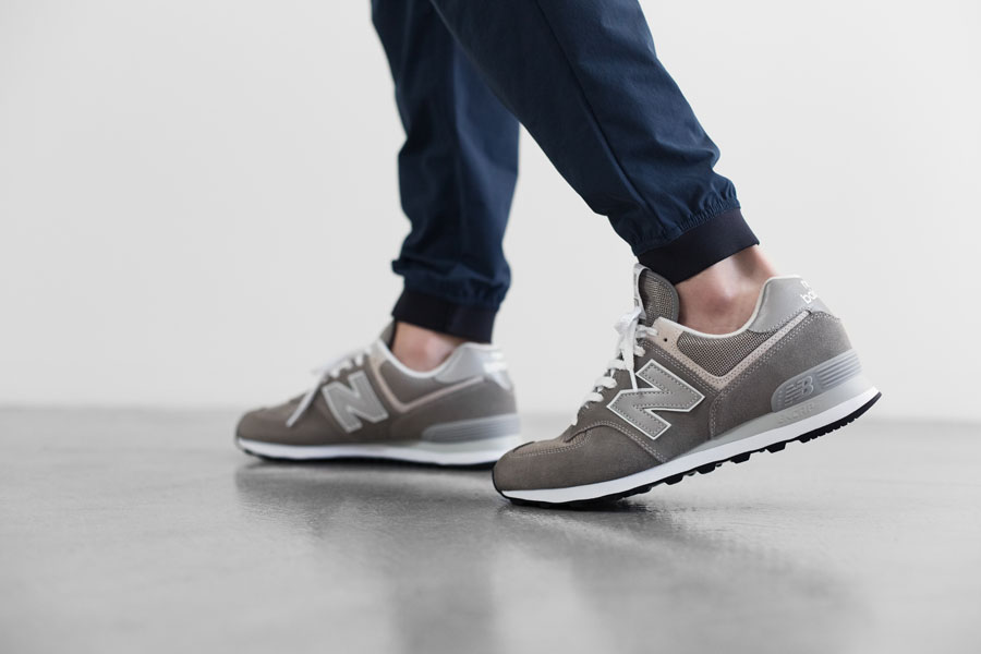 The Honour 574 In Legacy Grey Iconic Balance Masses Of New 0Nnwm8Ov