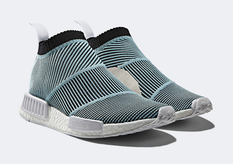 34c2d0813 Parley for the Ocean x adidas Originals Upcycle The NMD CS1 - MASSES