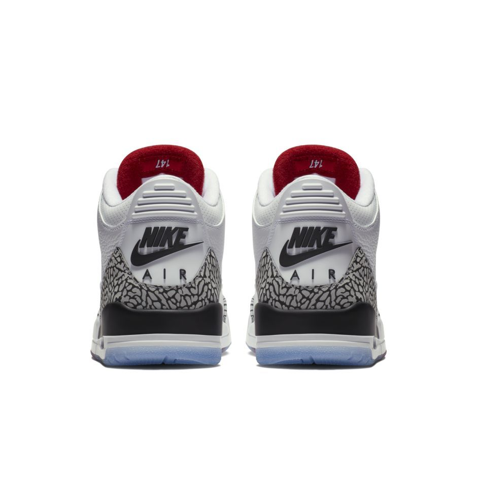 9cc2c6280f9b Who s Ready To Take Flight To Score The Air Jordan 3  Free Throw Line   -  MASSES