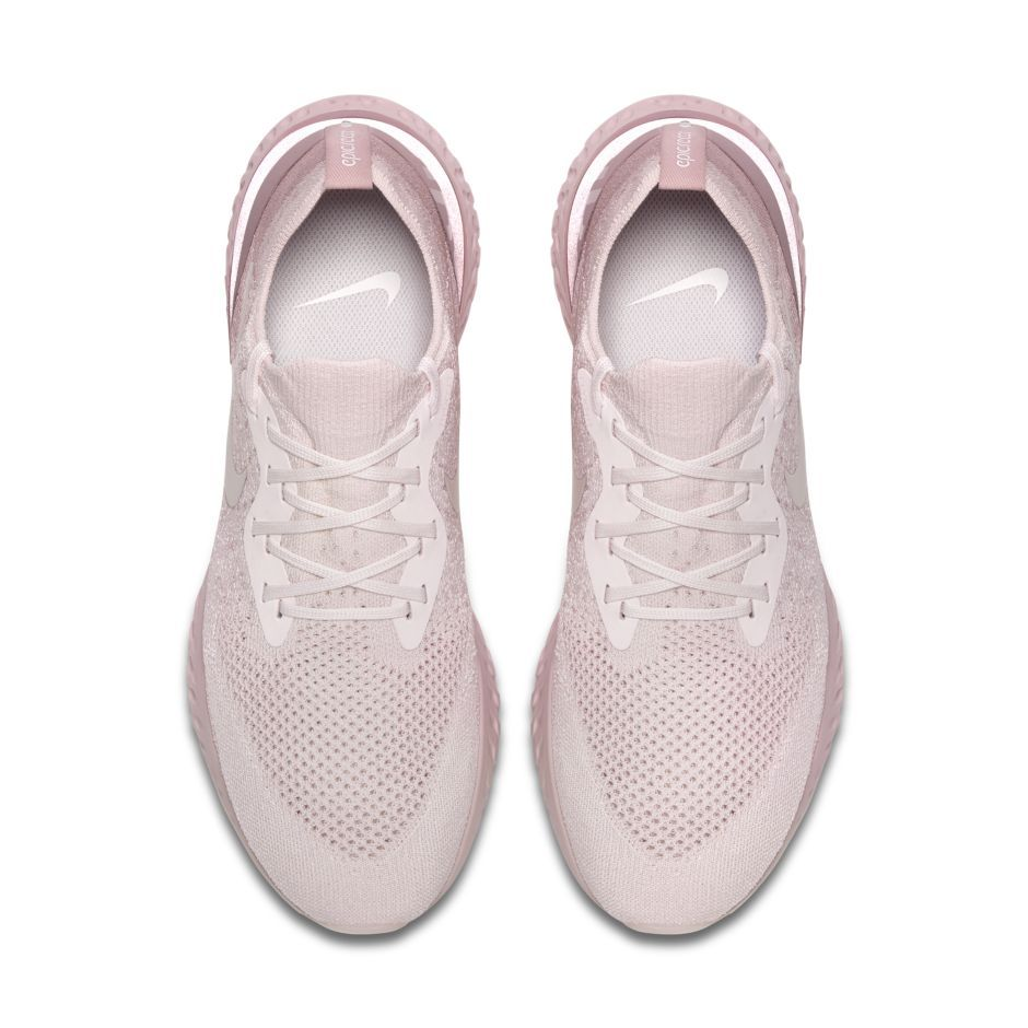 Pearl Pink' Epic React Flyknit - MASSES