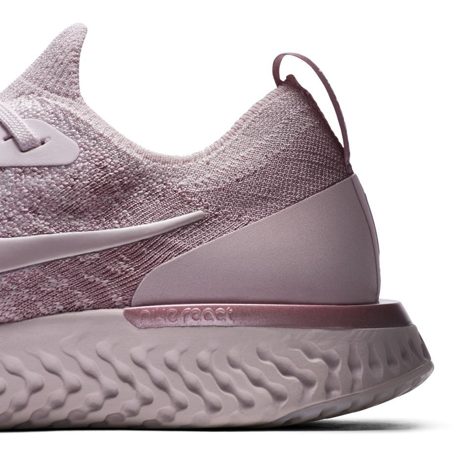 42b365de451d Anticipate Nike s  Pearl Pink  Epic React Flyknit - MASSES