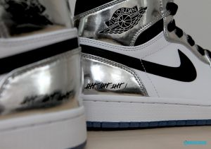 the best attitude 3b1fc 400ec Art Of A Champion, Kawhi Leonard's 2014 NBA MVP Air Jordan 1 ...