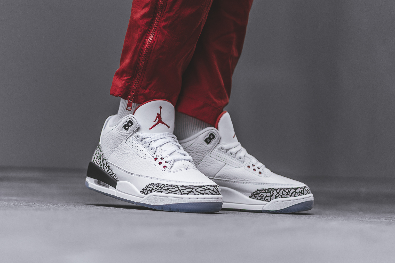 4307ee338c1ffa Who s Ready To Take Flight To Score The Air Jordan 3  Free Throw Line   -  MASSES