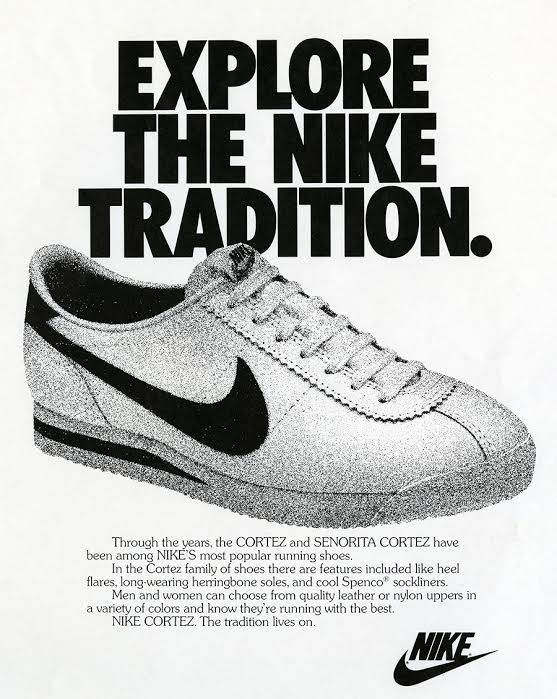 more photos f897e dffc9 An Unsung Hero  The Nike Cortez