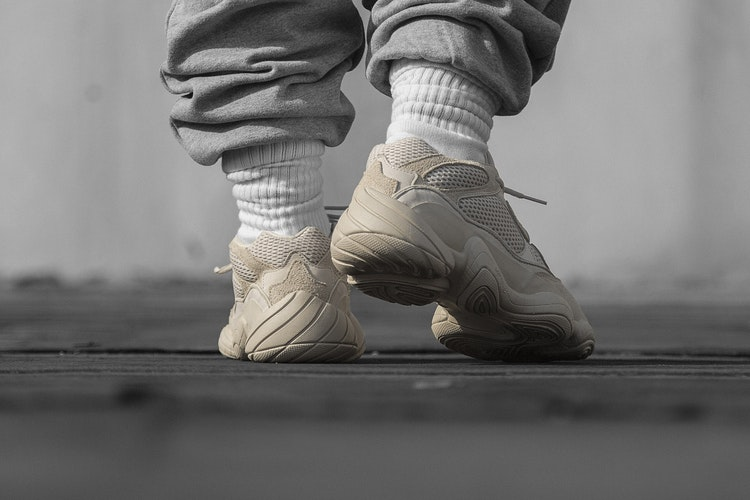 """watch a7a37 982f3 Where To Cop The Yeezy 500 """"Blush"""" - MASSES"""