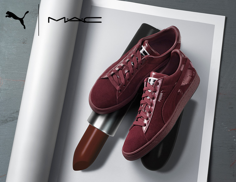 e3085c147e7 PUMA Collaborates With M∙A∙C For A Suede 50 Pack - MASSES
