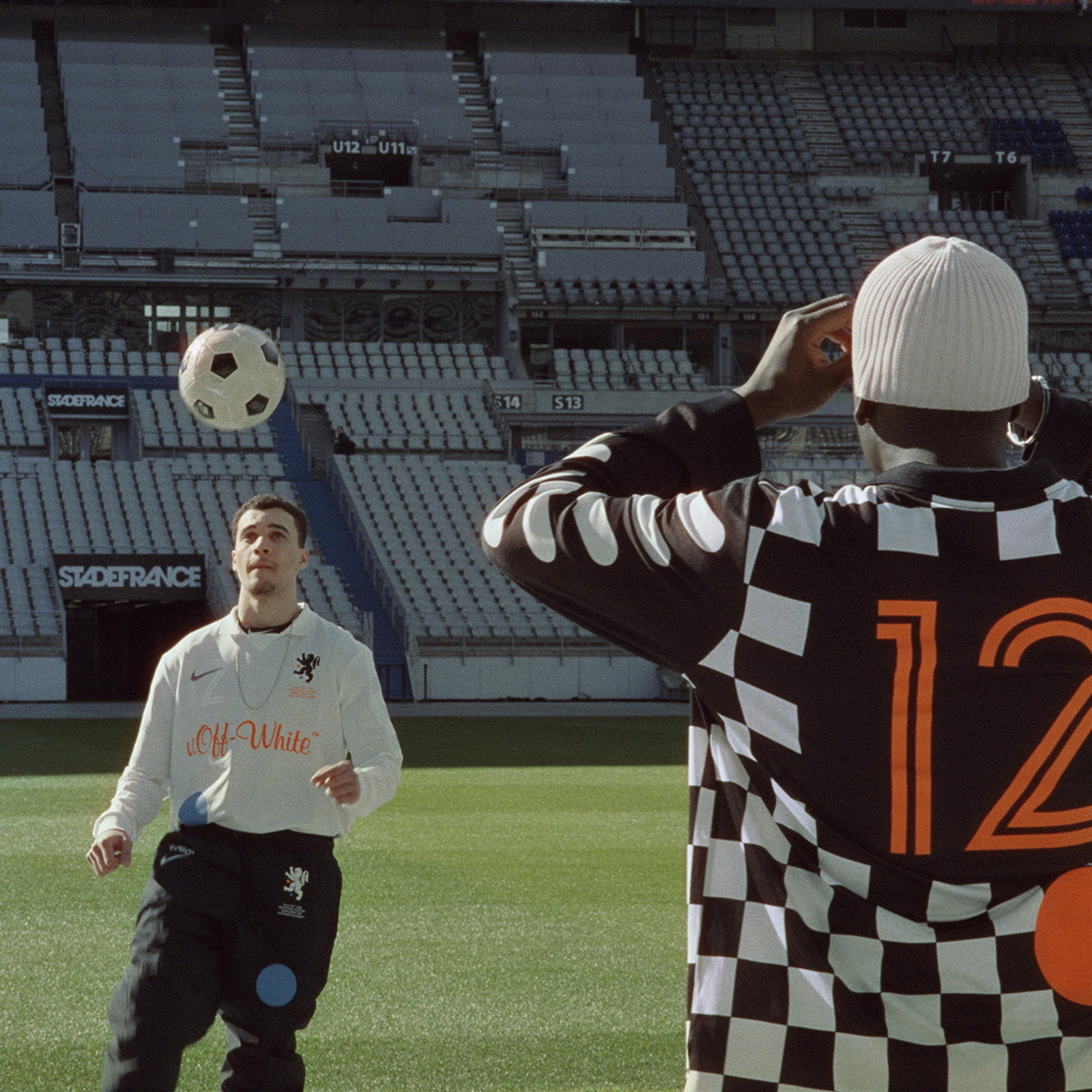 fc4add3d1 Football Threeway  Nike X Kim Jones X Off-White Collaboration Is ...