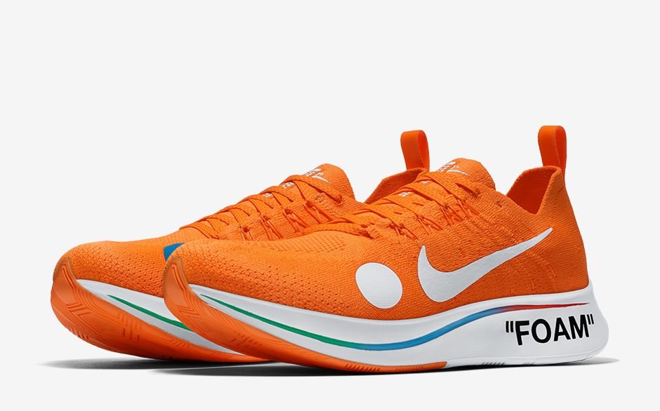 37753bc46d042 Raya Flex: We're Getting The Off-White Zoom Fly Mercurial - MASSES