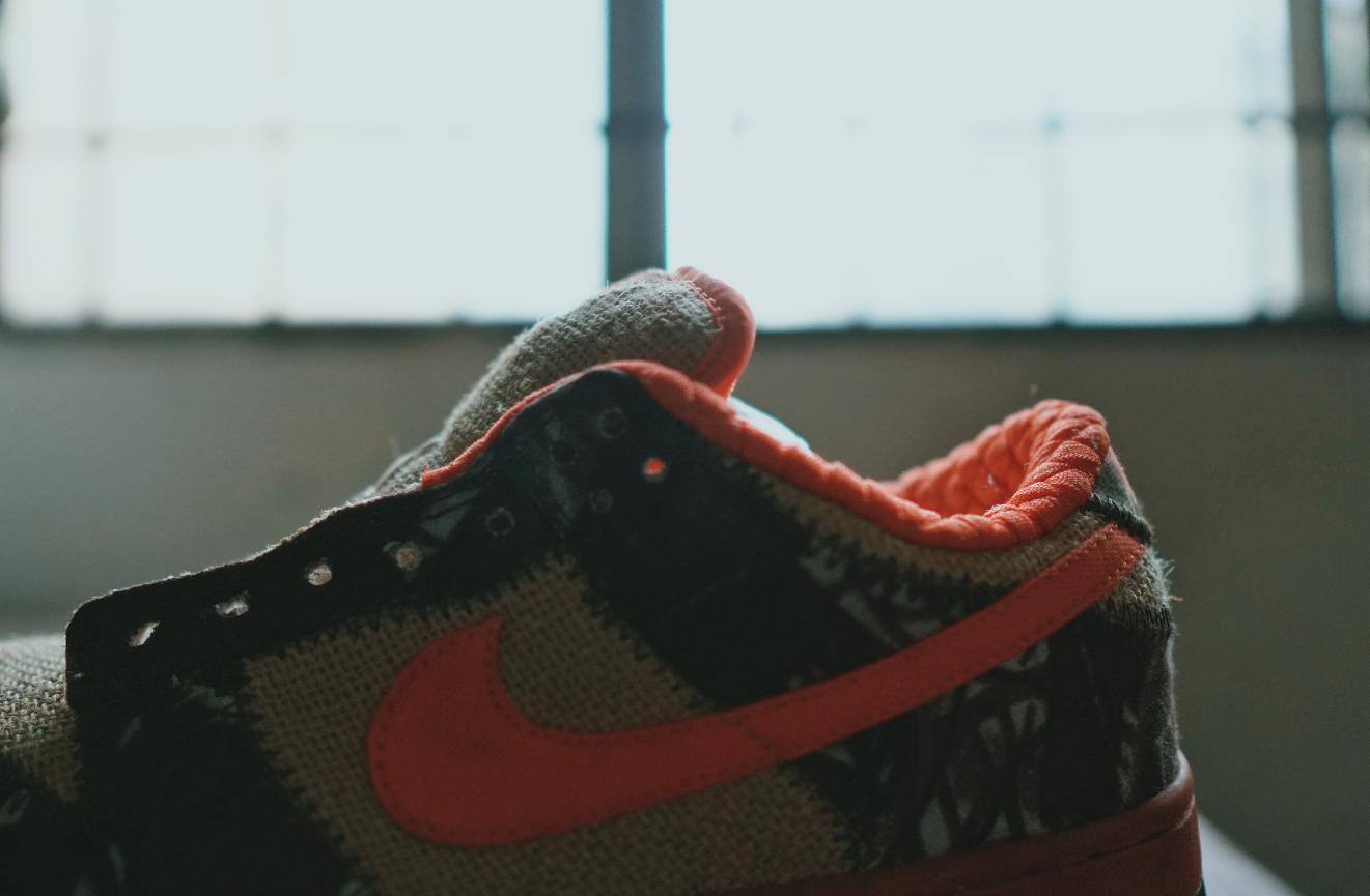 How To Legit Check A Nike SB Dunk (Orange Box To Gold Box) - MASSES