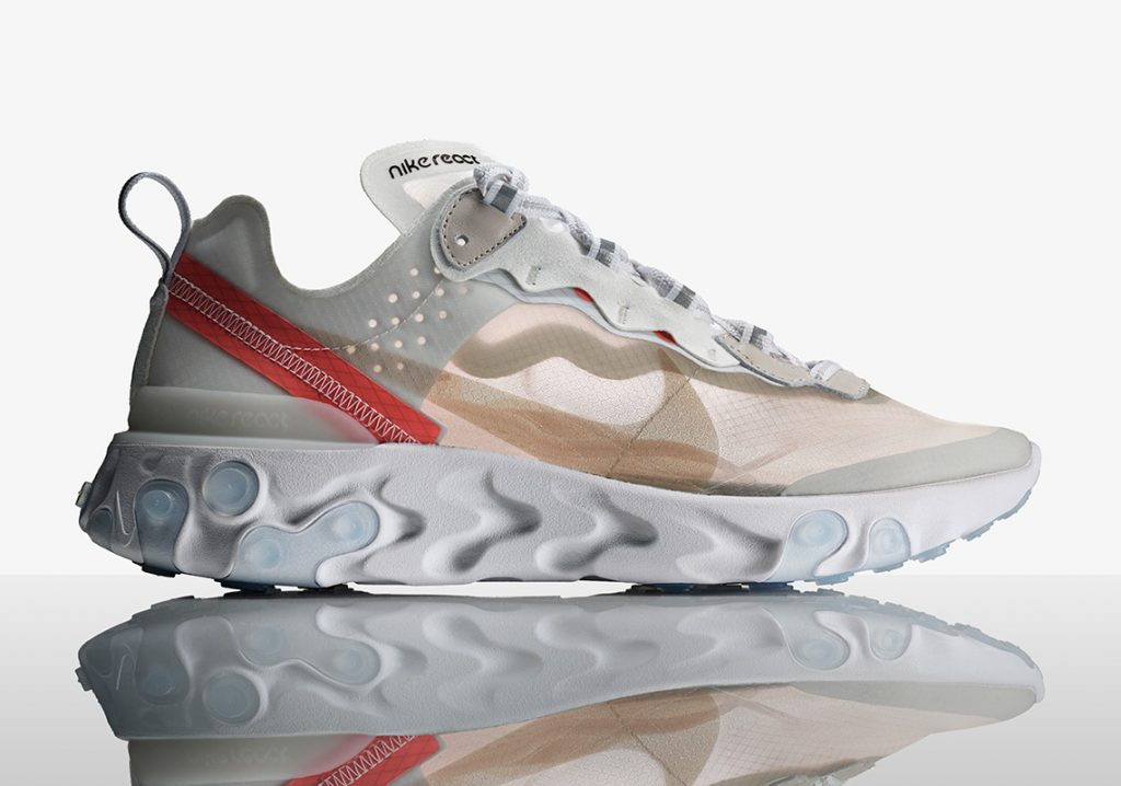 release date united kingdom running shoes Here's Why We Think The React Element Is Similar To The Nike ...