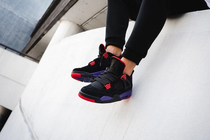 online store ebcd2 46cf2 The Air Jordan 4 Raptors Are Restocking Soon - MASSES