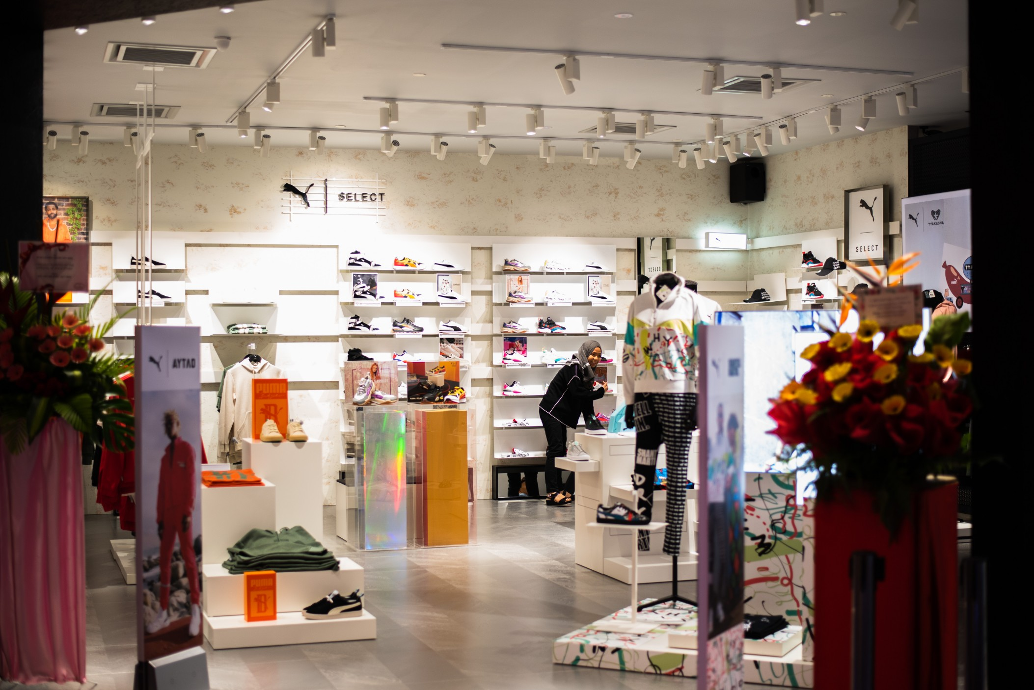 7549a553d23a Take A Look At PUMA s Biggest Concept Store In Southeast Asia - MASSES