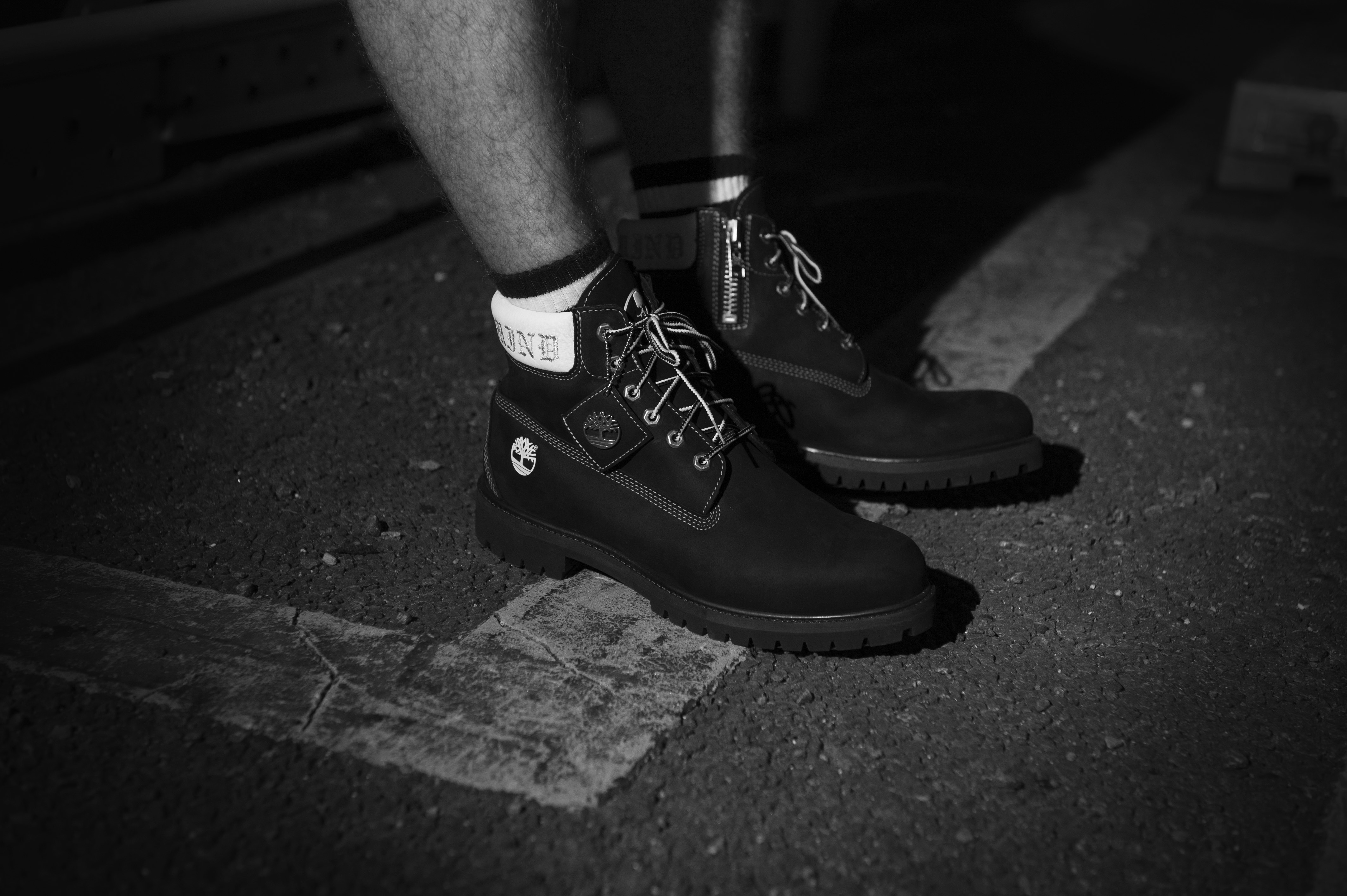 bba8a558a6c1 The Iconic Timberland 6-Inch Boot Gets A Remix From MASTERMIND - MASSES