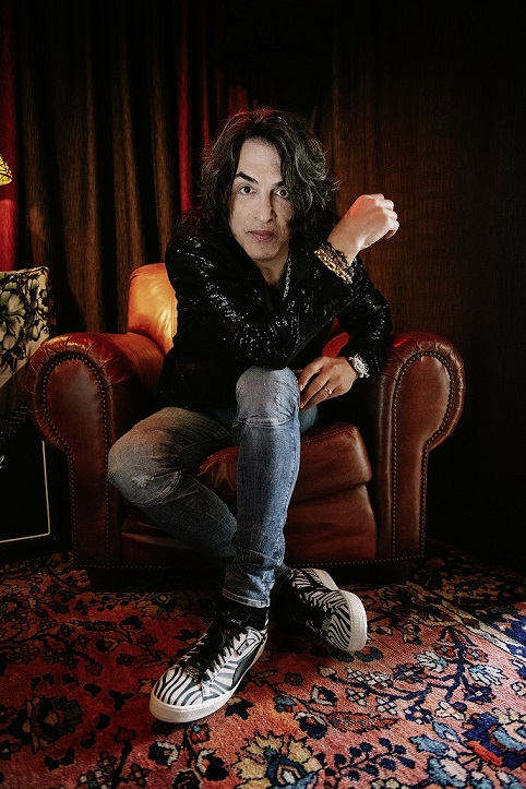reputable site 21b2c d96fd KISS Frontman Now Has His Own PUMA Suede For Sale - MASSES