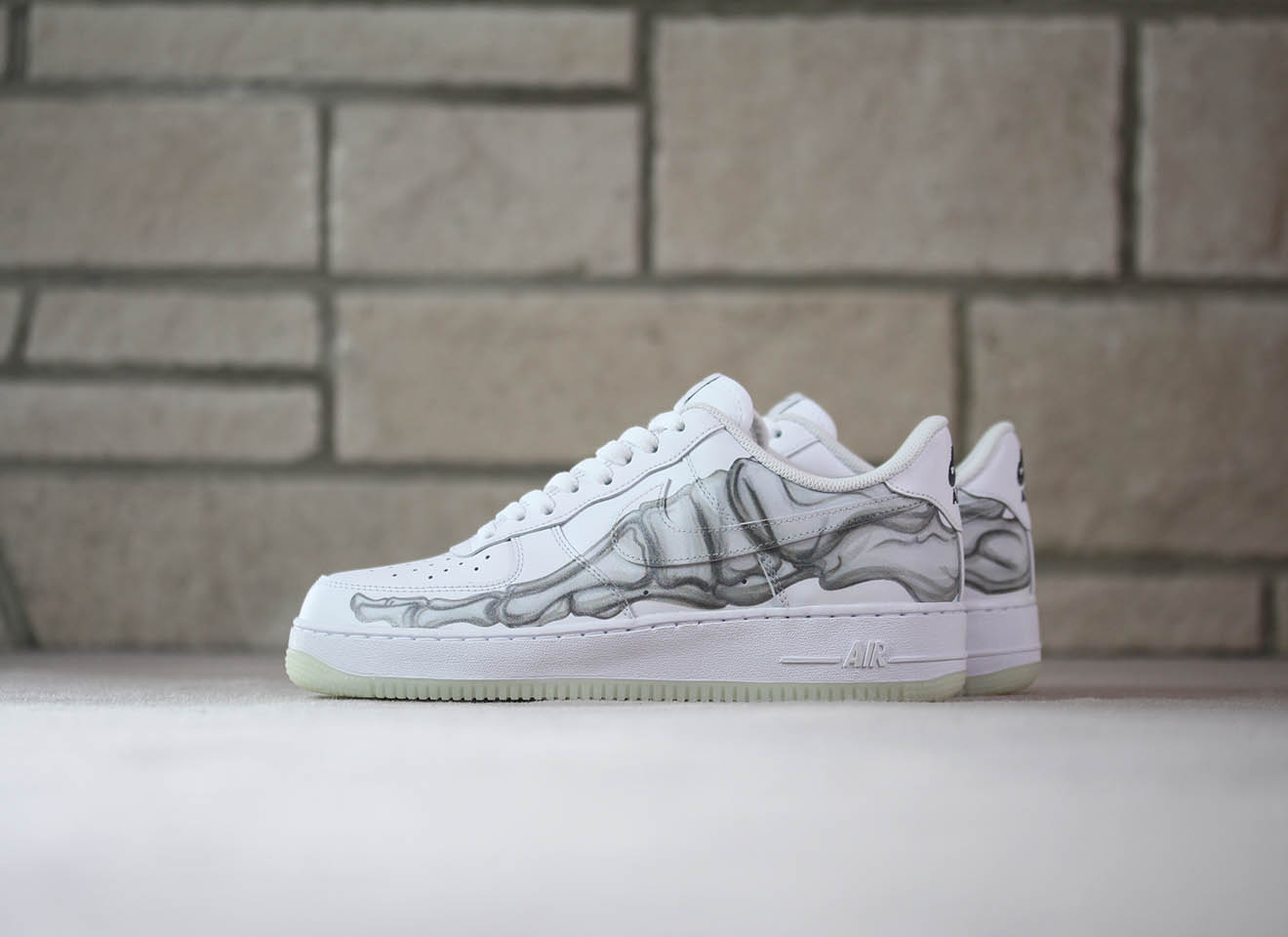 info for 2cef8 a084b Nike Joins In The Fun For Halloween With A Spooky Air Force ...
