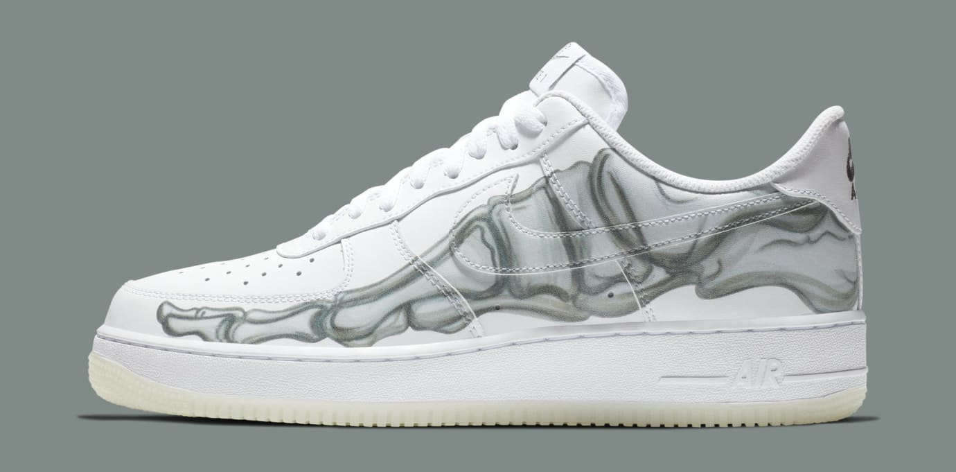 8c23a1ffe40e Nike Joins In The Fun For Halloween With A Spooky Air Force 1 Release -  MASSES