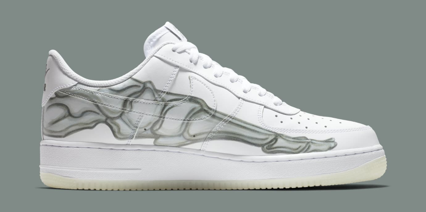 Fun A For Halloween Nike Force 1 With Air Joins Spooky In The edCoxB
