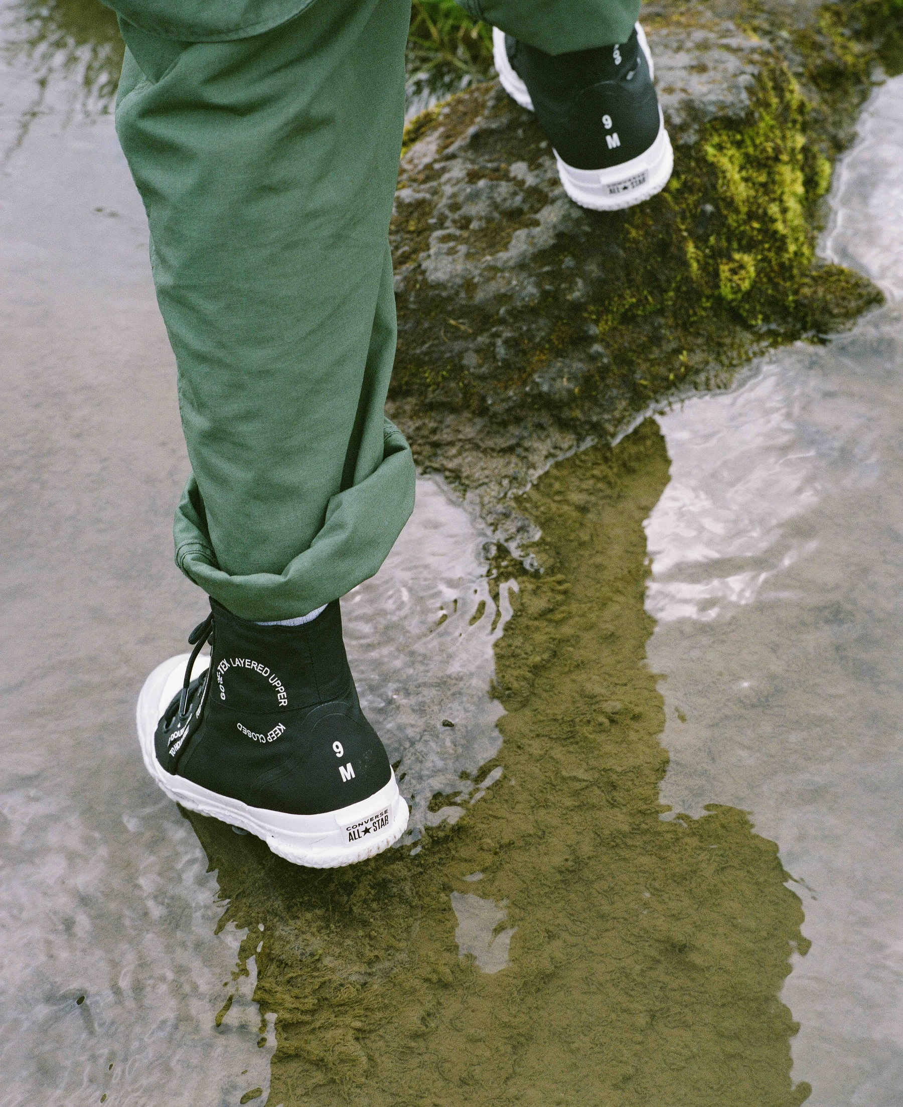 the best attitude 2918f 55884 Converse Heightens Their Shoe Game With The Introduction Of Mountain Club -  MASSES