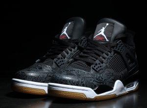 Jordan Brand Laser The Air Jordan 4 To