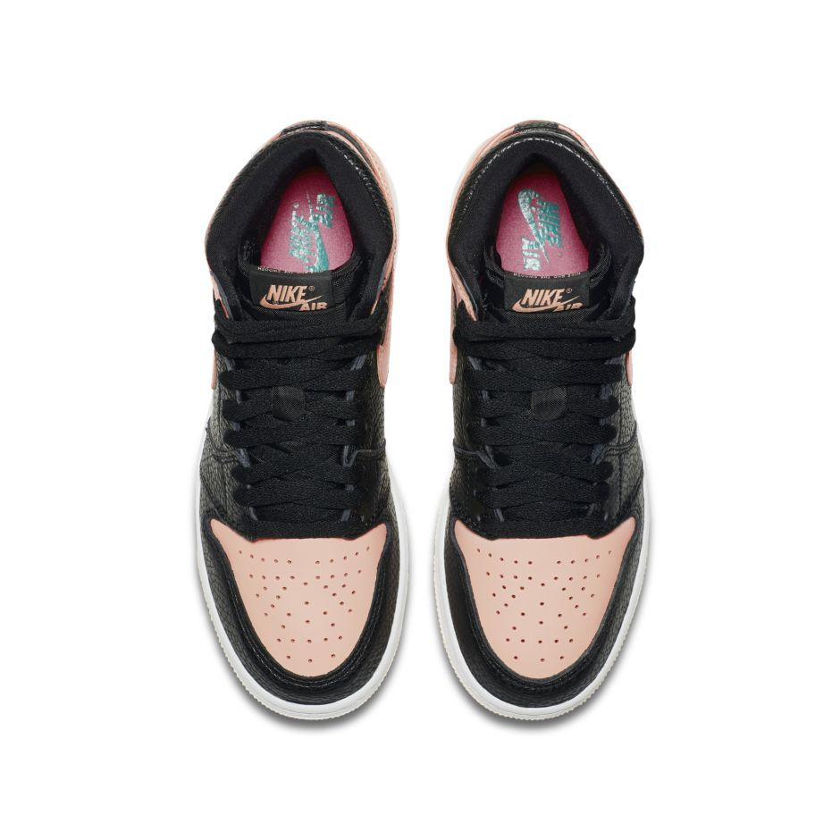 timeless design 64650 effc0 The Air Jordan 1 'Crimson Tint' Is Coming, But In Kid Size ...