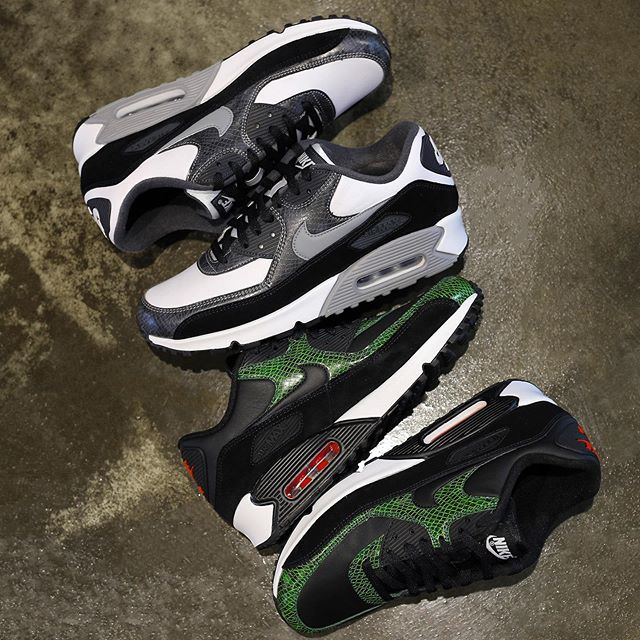 Nike Slithers Into Sneakerhead's Collection With The Nike