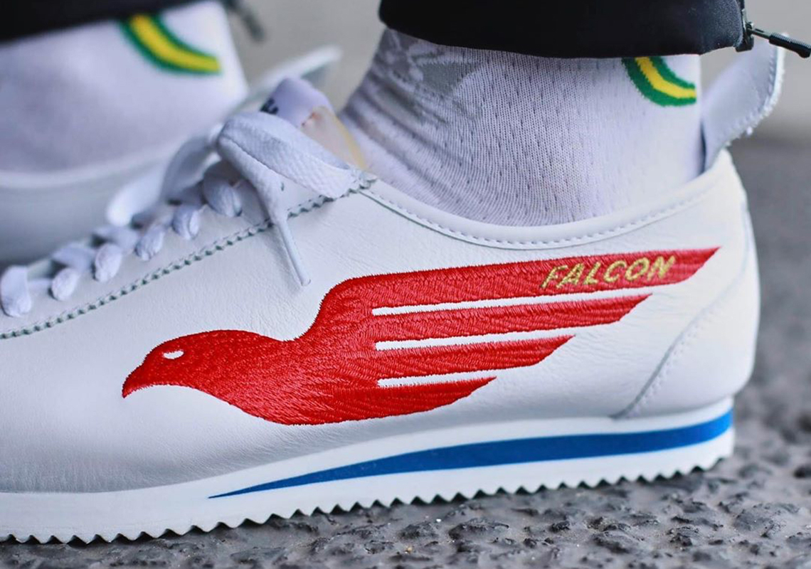 the latest 319d1 1f723 A Closer Look At The Nike Cortez 'Shoe Dog' Pack - MASSES