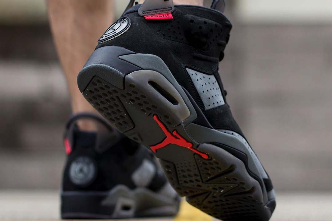 You Can Still Cop Good Sizes Of The Air Jordan 6 Psg Masses