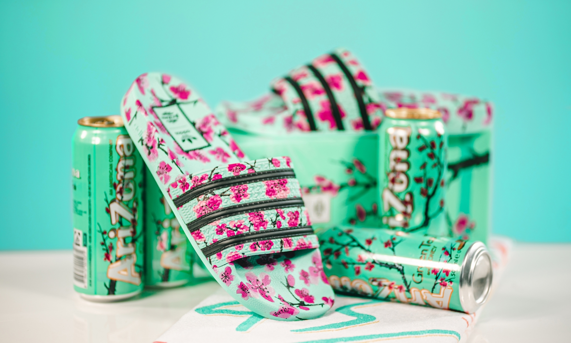 AriZona Iced Tea x adidas Second Collection: When & Where to Buy