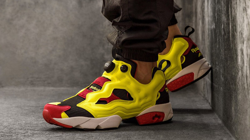 peor Realizable dispersión  Adidas Takes The Reebok Instapump Fury And Upgrades It With Boost - MASSES