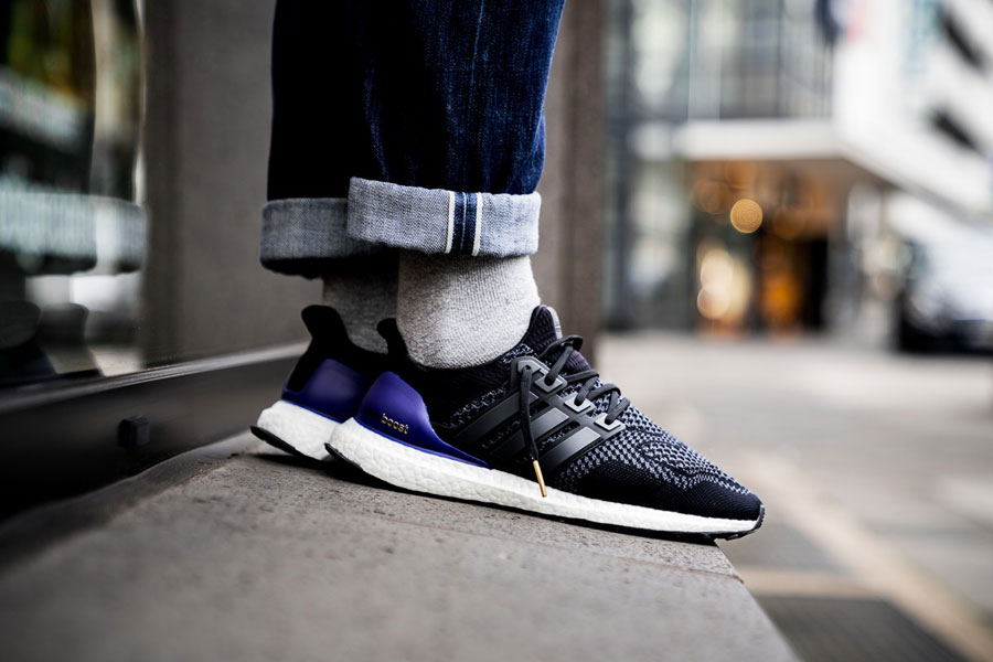 The adidas Ultraboost 1.0 Makes A