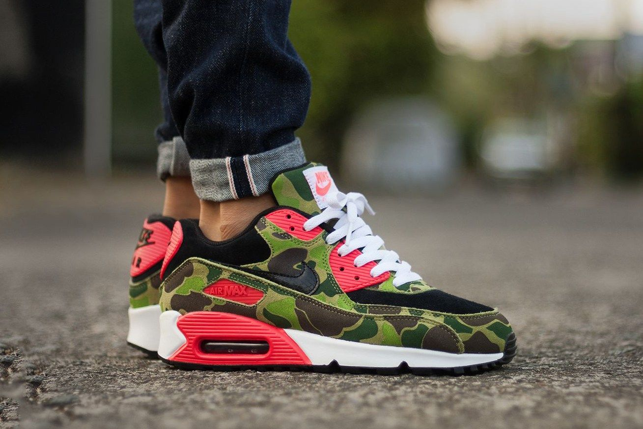 9 Rare Air Max 90s You Should Know About For Air Max Day Masses