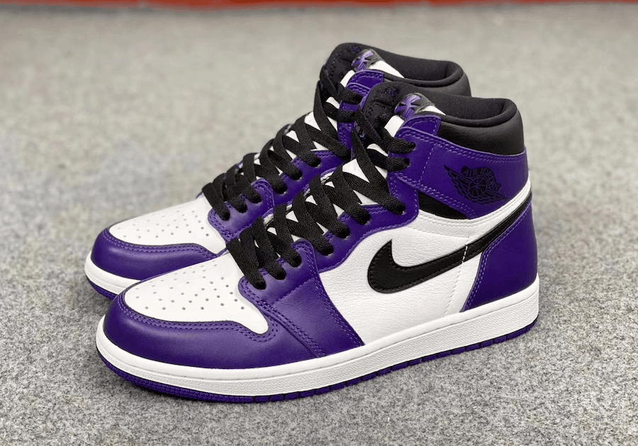 Air Jordan 1 'Court Purple