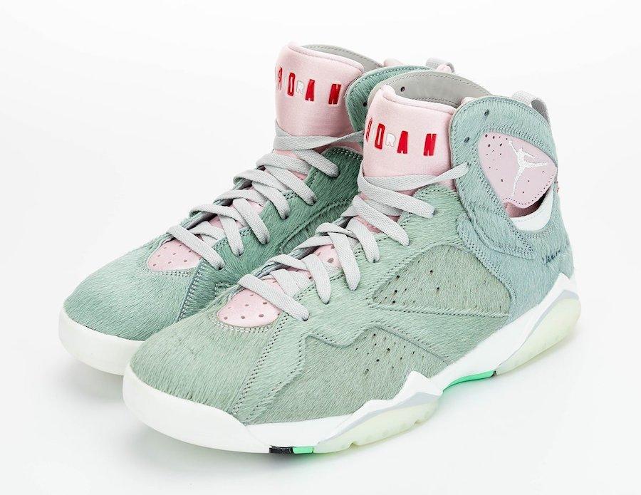 The Air Jordan 7 \